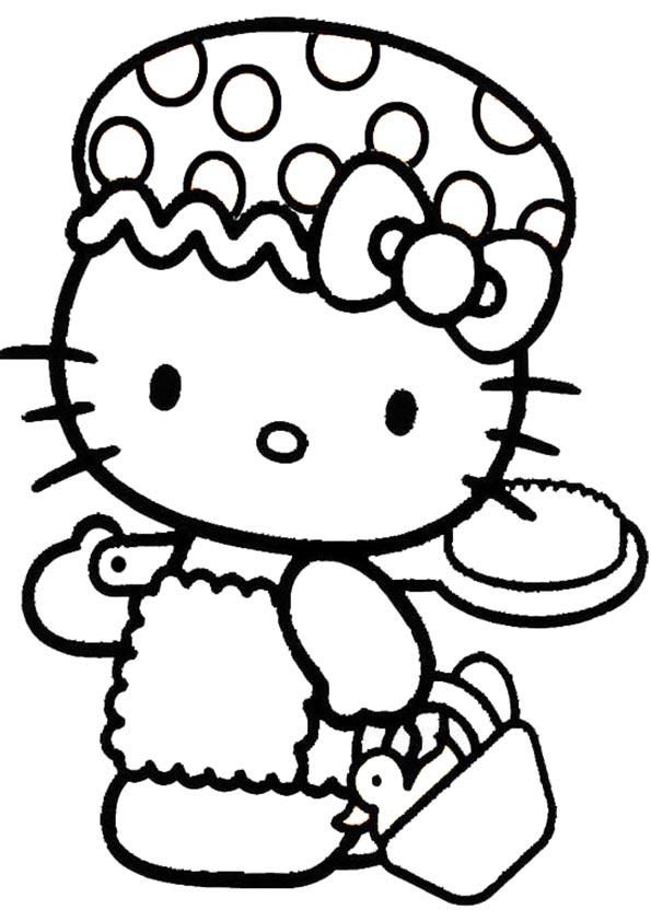 Gemütlich Hallo Kitty Ballett Malvorlagen Bilder ...