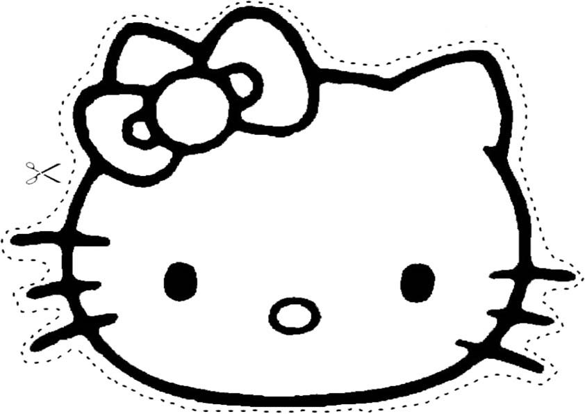 MalvorlagenAusmalbilder Hello Kitty34  Ausmalbilder Hello Kitty