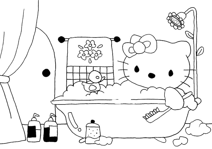 ausmalbilder hello kitty 175 ausmalbilder hello kitty. Black Bedroom Furniture Sets. Home Design Ideas