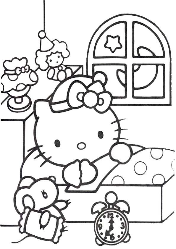 Hello kitty-mit freunden-12