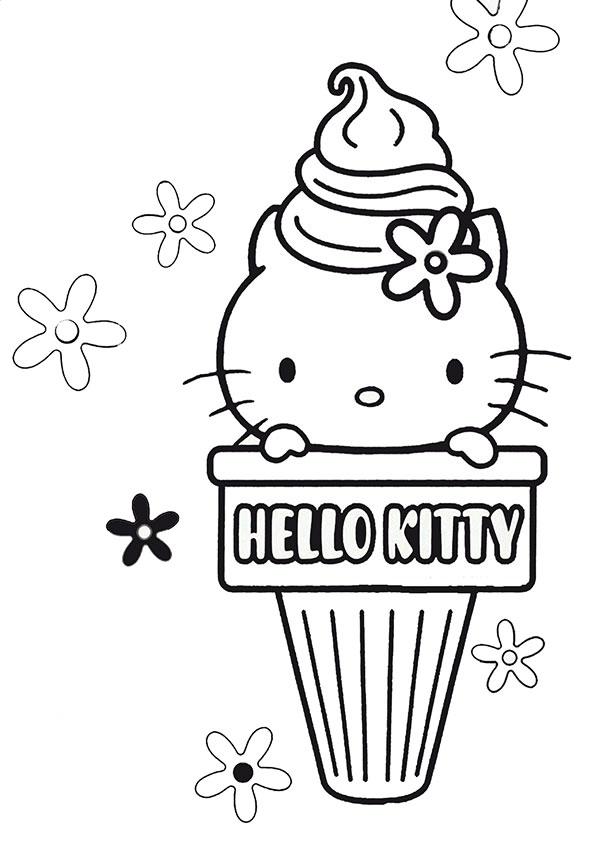 ausmalbilder hello kitty 107 ausmalbilder hello kitty. Black Bedroom Furniture Sets. Home Design Ideas
