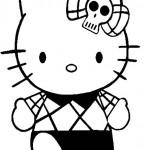 Halloween  Hello kitty-6