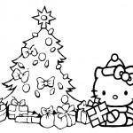 Weihnachten Hello kitty-1