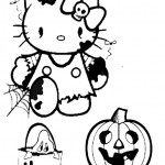 Halloween  Hello kitty-10
