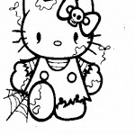 Halloween  Hello kitty-8