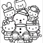 Weihnachten Hello kitty-14