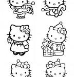 Weihnachten Hello kitty-19