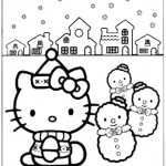 Weihnachten Hello kitty-26