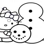 Weihnachten Hello kitty-27