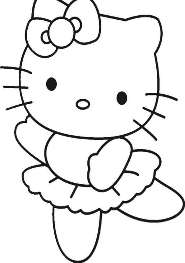 ausmalbilder hello kitty-124