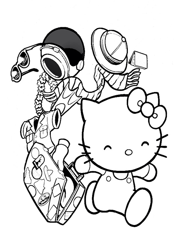 ausmalbilder hello kitty-126
