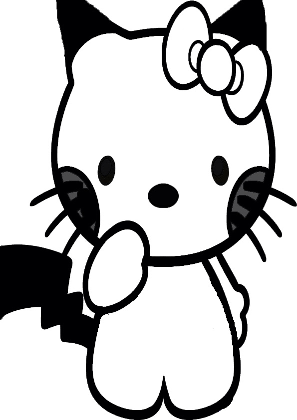 ausmalbilder hello kitty-127
