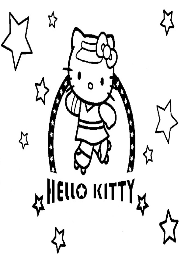ausmalbilder  hello kitty-130