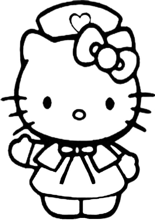 ausmalbilder hello kitty-129