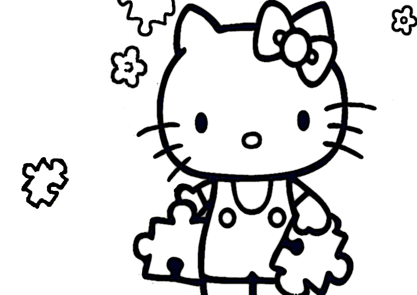 ausmalbilder hello kitty-156