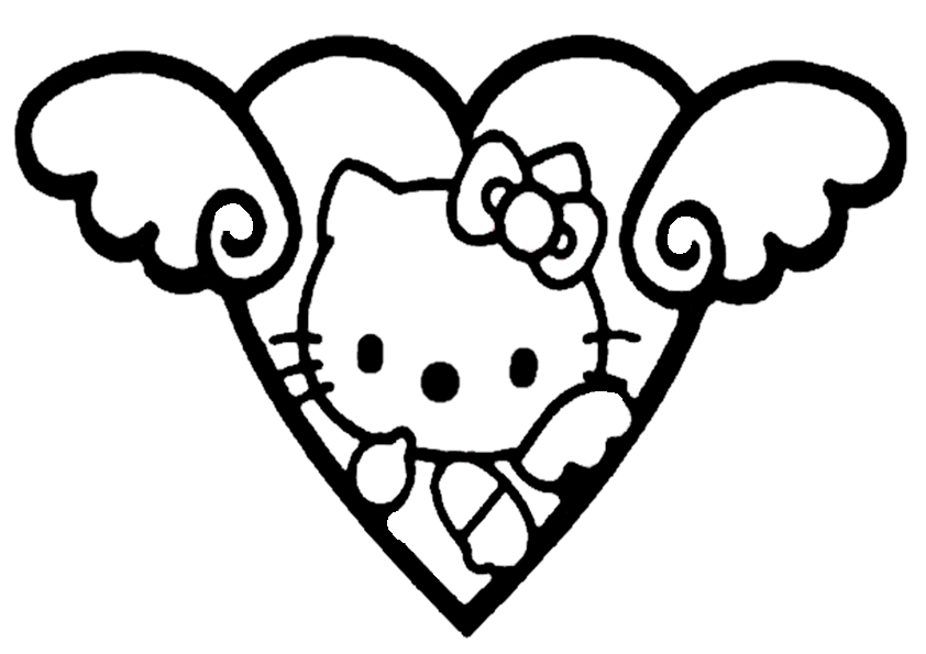 ausmalbilder  hello kitty-162