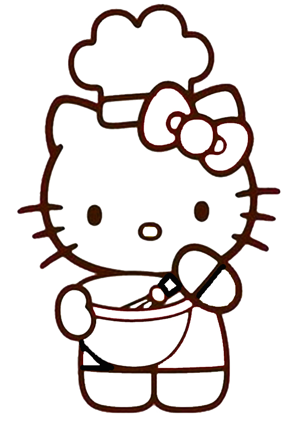 ausmalbilder hello kitty-165