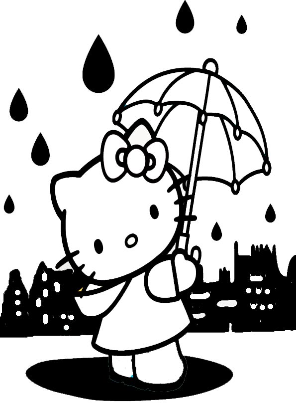 ausmalbilder hello kitty-171