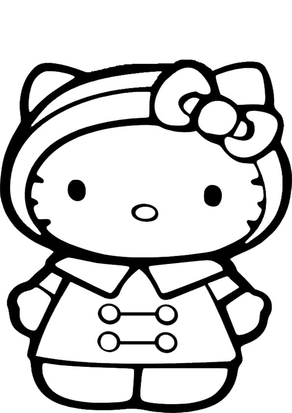 ausmalbilder hello kitty-174