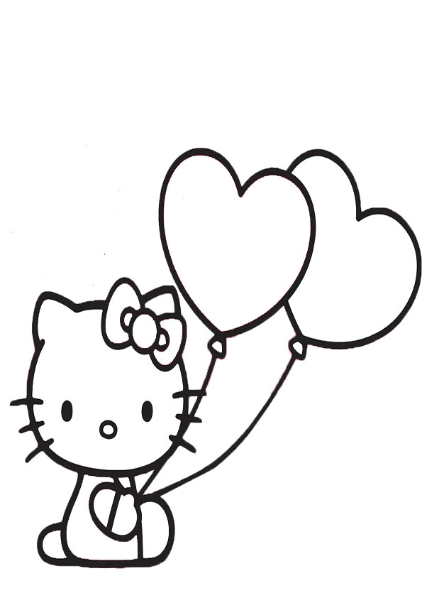 ausmalbilder hello kitty -188