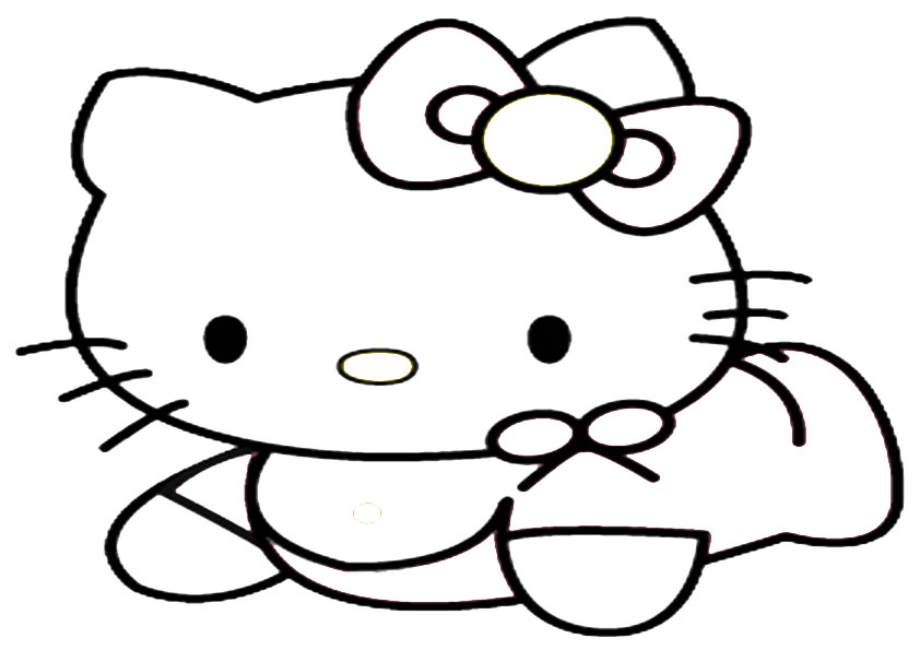 ausmalbilder  hello kitty-191