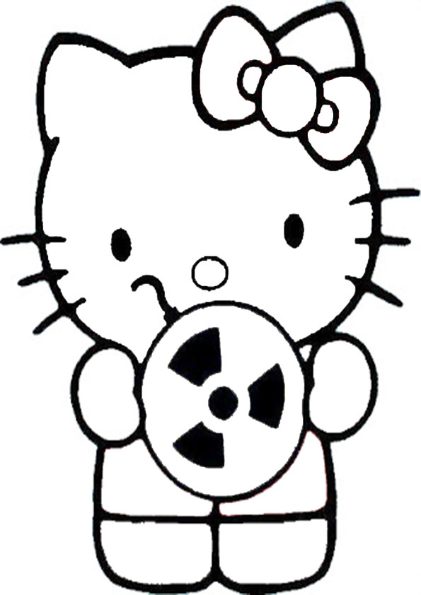 ausmalbilder  hello kitty-199