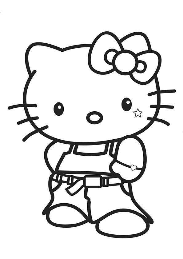 ausmalbilder hello kitty-200