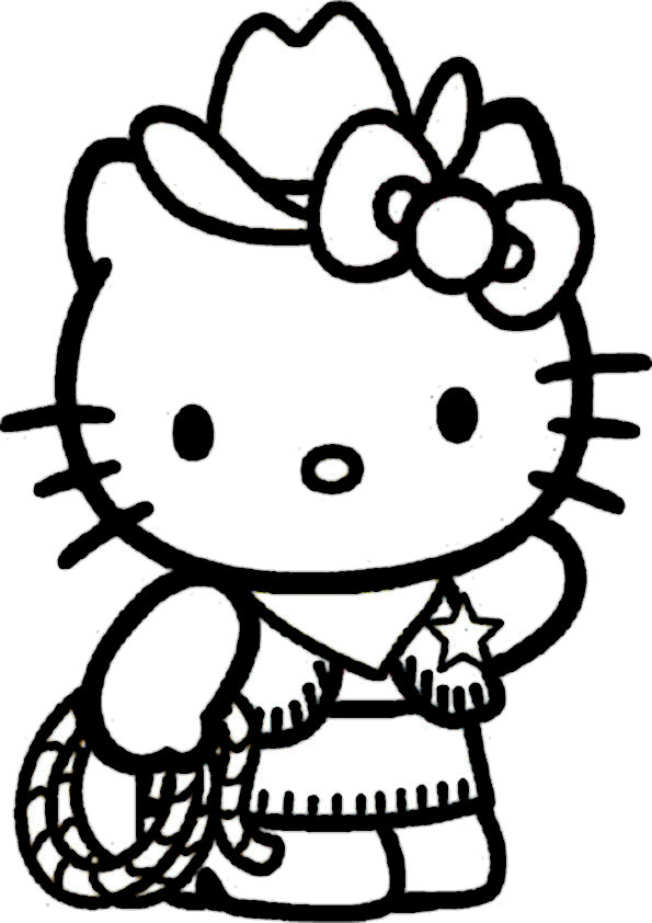 ausmalbilder hello kitty-203
