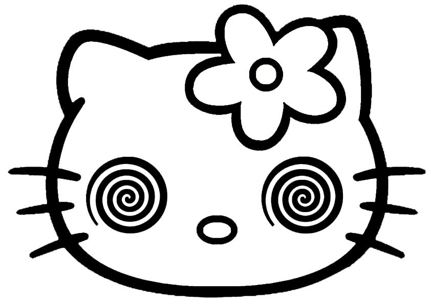 ausmalbilder hello kitty-204