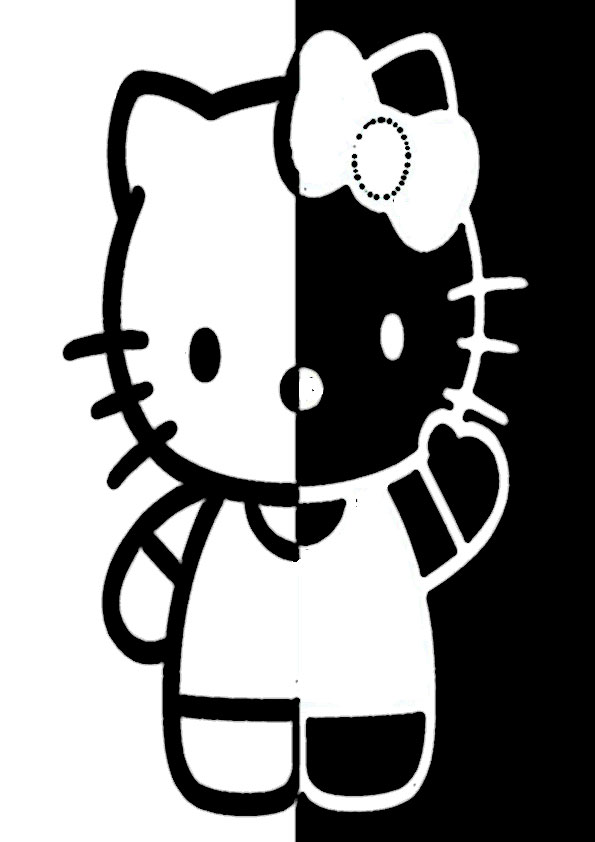 ausmalbilder hello kitty-209