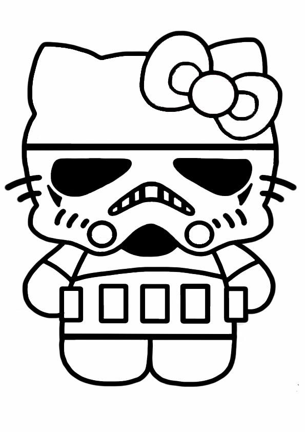 Ausmalbilder Hello Kitty 217 Ausmalbilder Hello Kitty
