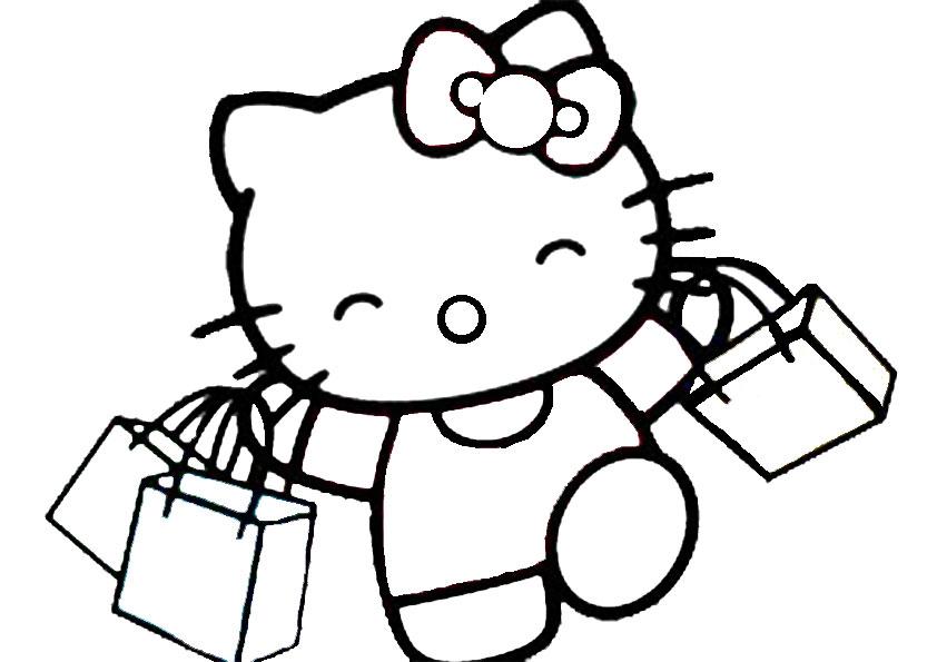 ausmalbilder hello kitty-218