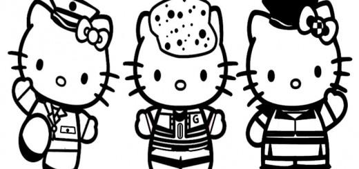 ausmalbilder hello kitty-220