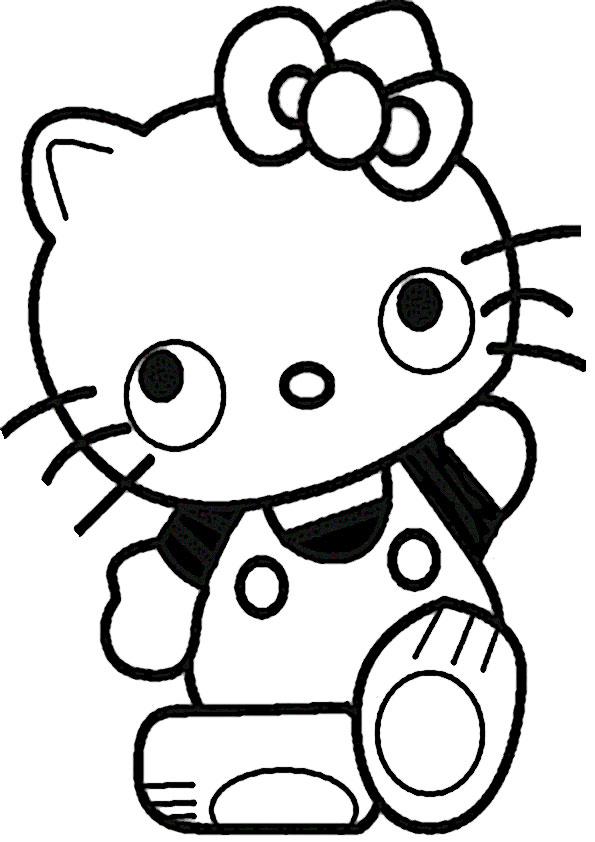 ausmalbilder hello kitty-255