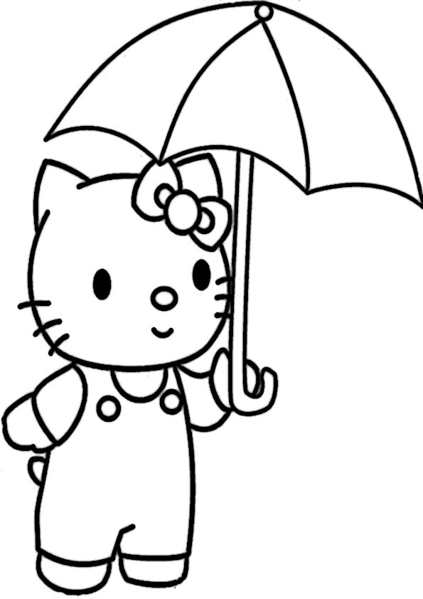 ausmalbilder hello kitty-271