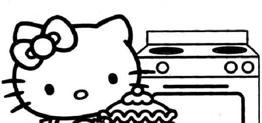 ausmalbilder hello kitty-273