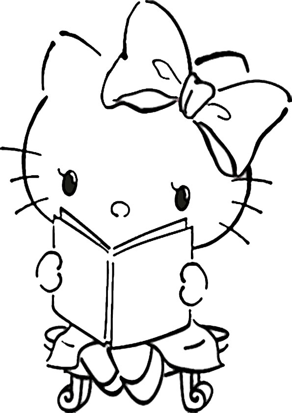 ausmalbilder hello kitty-274