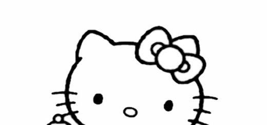 ausmalbilder hello kitty-285