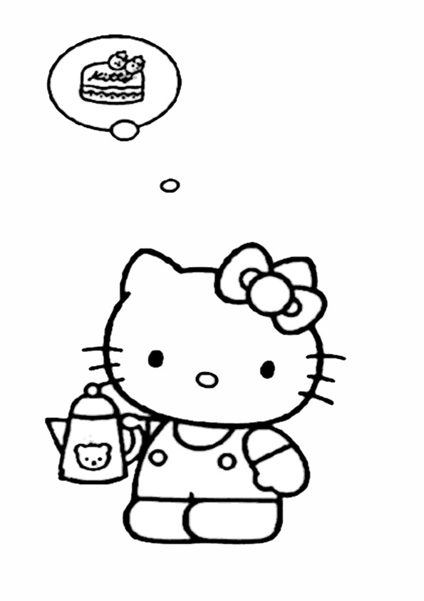 ausmalbilder hello kitty-285