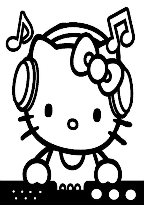 ausmalbilder hello kitty-302