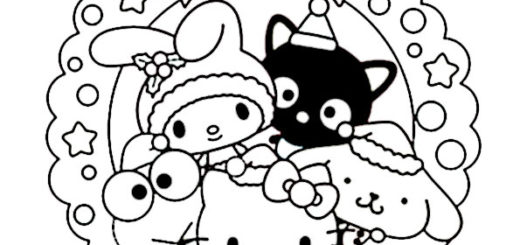 weihnachten hello kitty-33