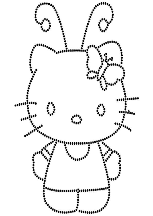 ausmalbilder  hello kitty -316