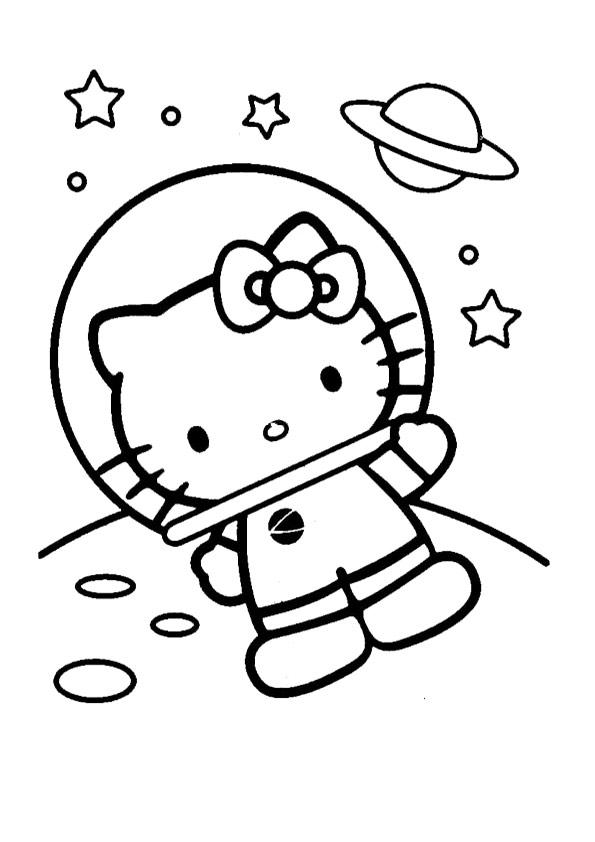 ausmalbilder  hello kitty -321