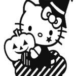 Halloween  Hello Kitty-17
