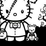 Halloween  Hello Kitty-19