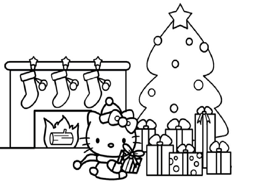 ausmalbilder weihnachten -44