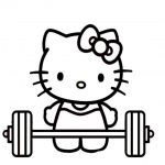 Hello kitty-345