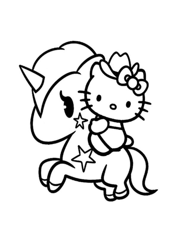 ausmalbilder hello kitty-348