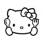 Hello kitty-349